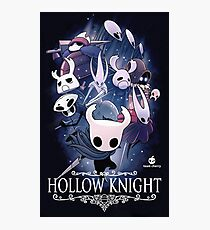 Hollow Knight Full Cover Poster Photographic Print