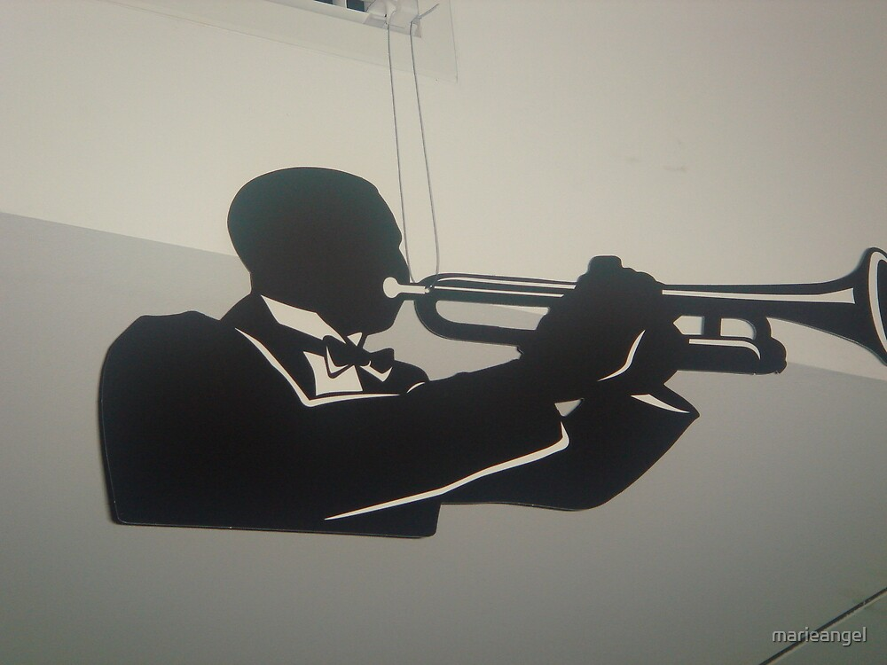 Louis Armstrong...... by marieangel
