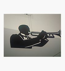 Louis Armstrong...... Photographic Print
