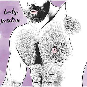 Hairy Chest (The Body) by JasonLloyd