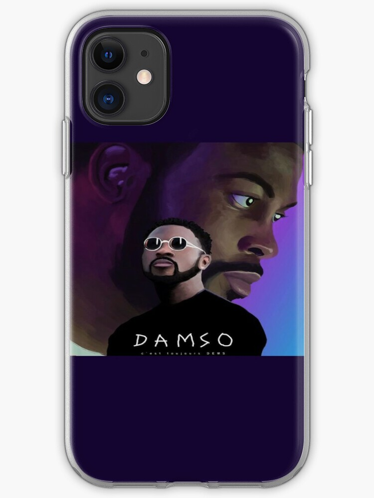 coque iphone 8 damso