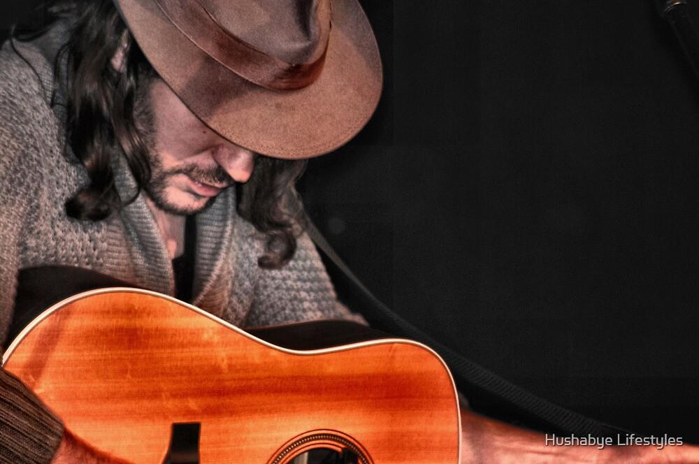Guitar Man by Hushabye Lifestyles