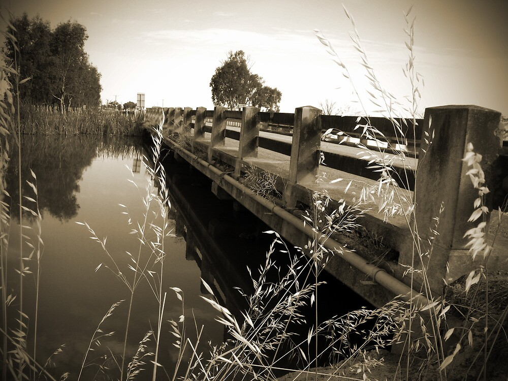 Bridge to Somewhere by Kay Coates
