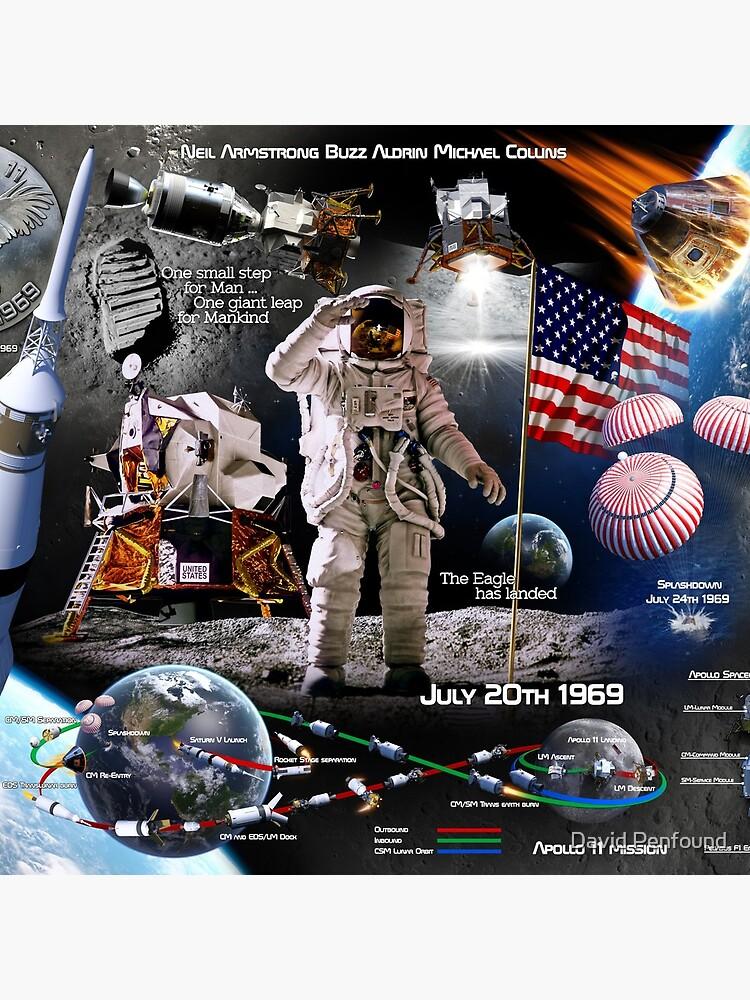 Apollo 11 by DavidPenfound