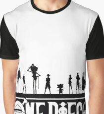 One Piece Pirates Graphic T-Shirt