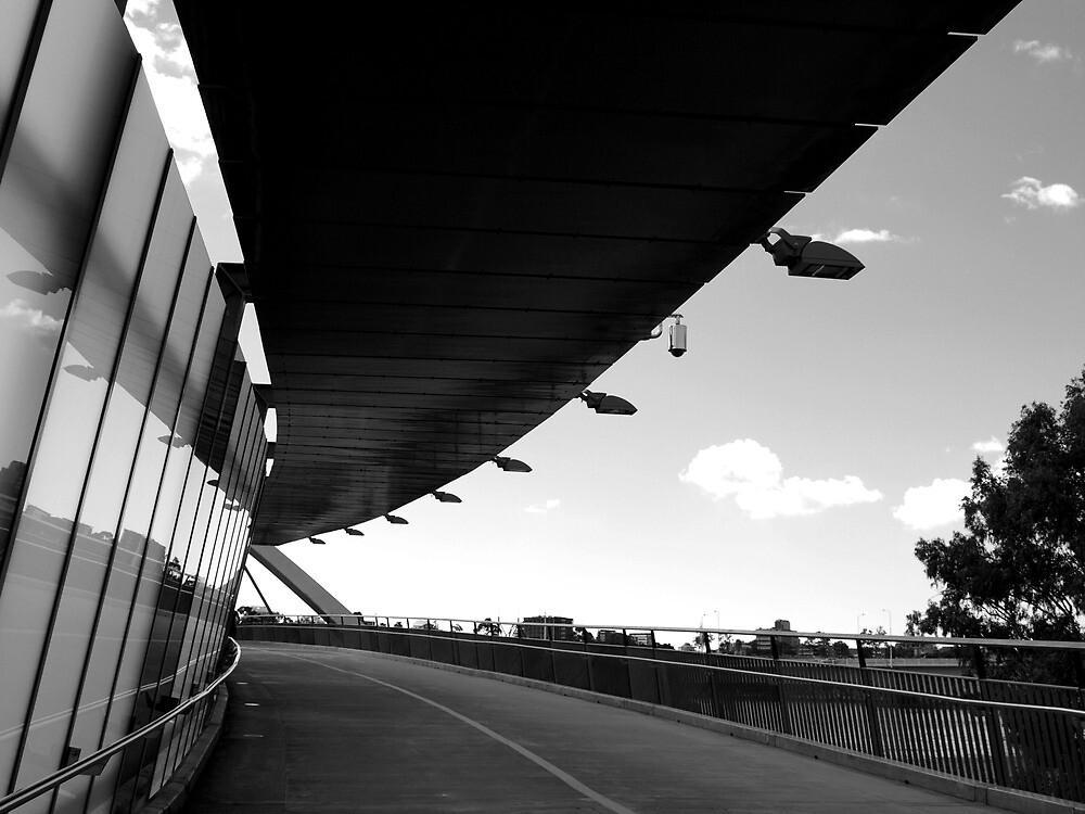 People's Bridge - Brisbane Australia by medley