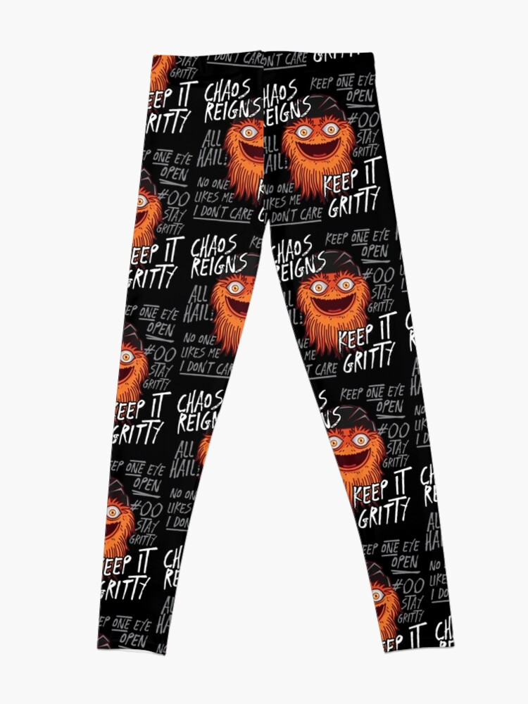 Alternate view of Chaos Reigns Gritty Keep it Leggings