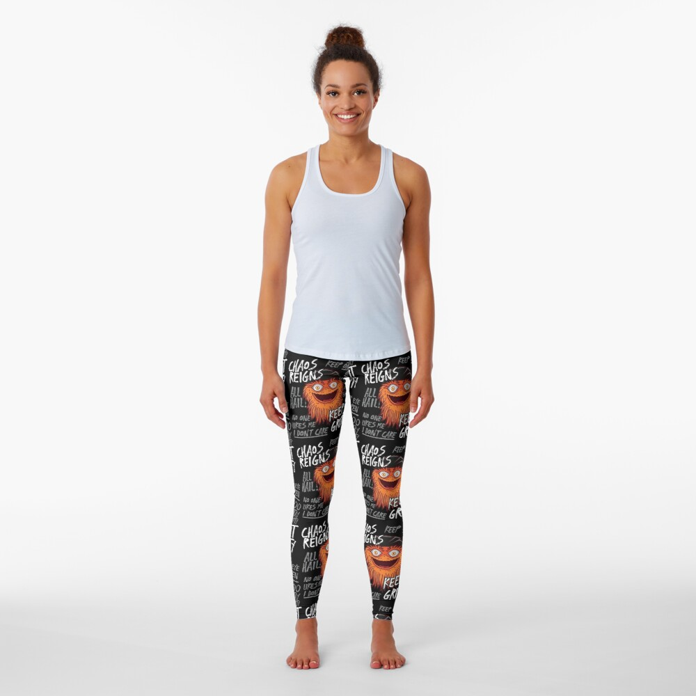 Chaos Reigns Gritty Keep it Leggings