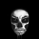 The face of the reaper by 3DArtRebel