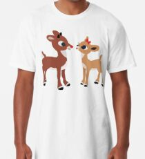 Classic Rudolph and Clarice Long T-Shirt