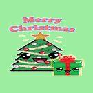 Merry Christmas Kawaii-Style by KawaiiNMore