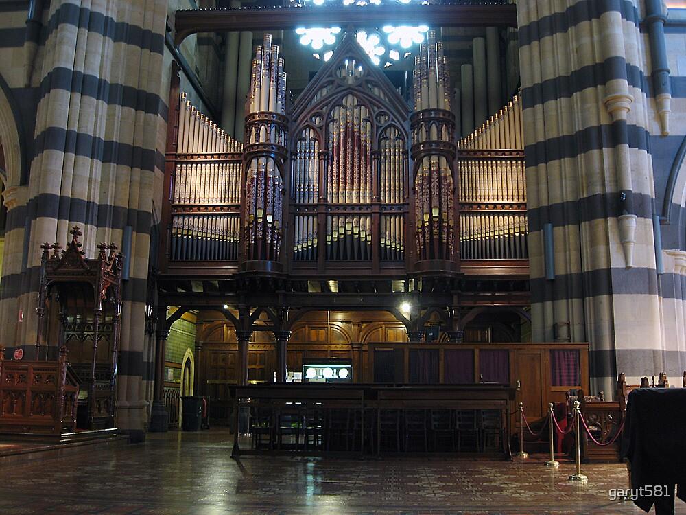 Organ Pipes by garyt581