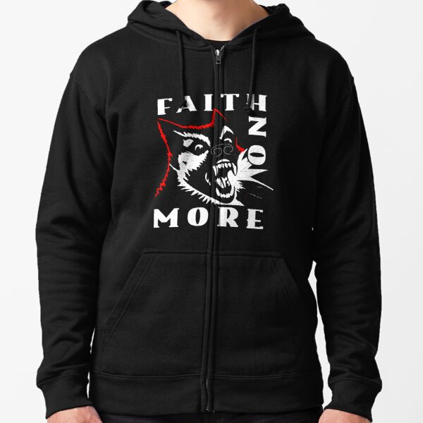 Faith No More King For A Day T-Shirt Zipped Hoodie