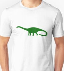 Diplodocus Dinosaur Unisex T-Shirt