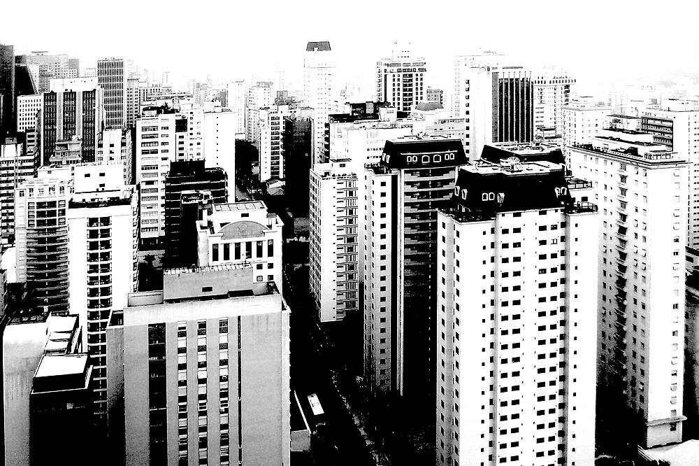 Sao Paulo by Mick Yates