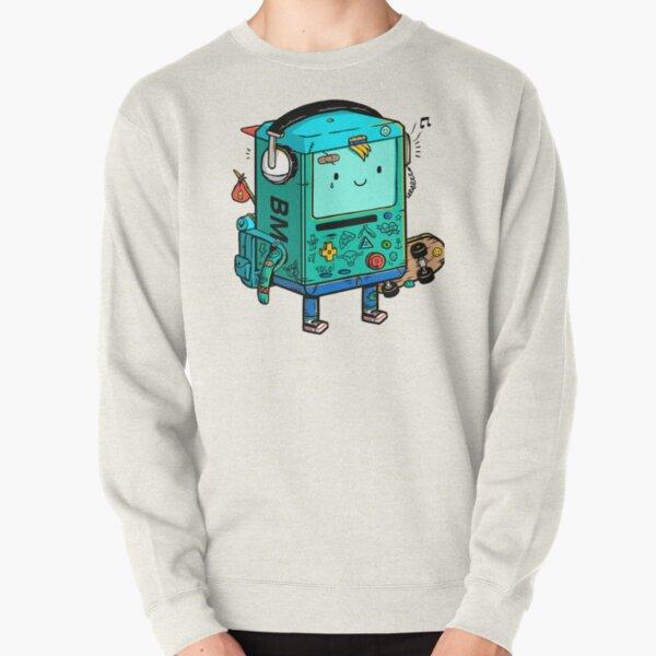 Skater BMO Pullover Sweatshirt