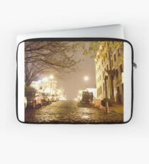 Streetscape - Georgetown, MD Laptop Sleeve