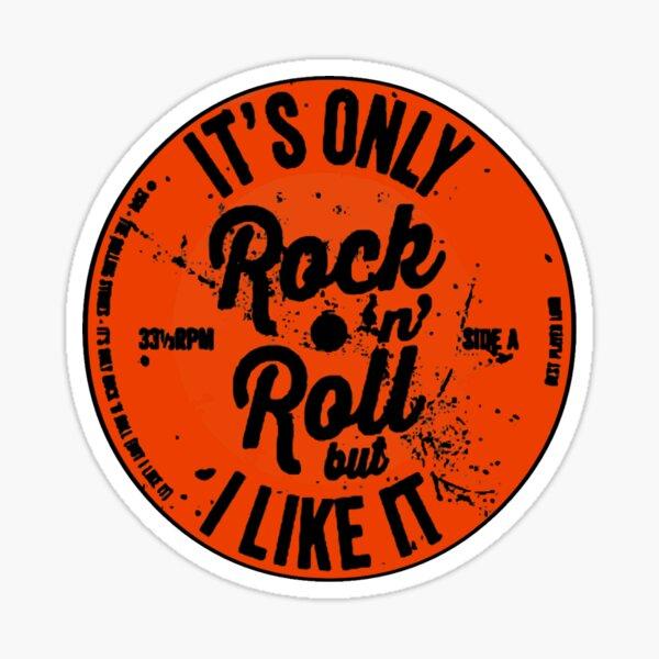 SON SEUL ROCK N ROLL Sticker