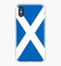 Smartphone Case - Flag of Scotland - Vertical iPhone Case