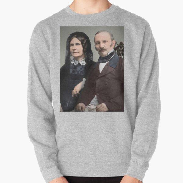 Amélie Gabrielle Boudet and Allan Kardec Pullover Sweatshirt