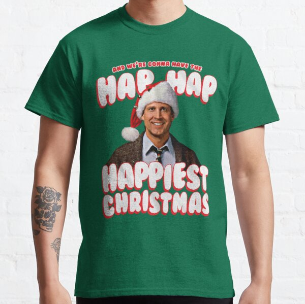 Christmas Vacation Happiest Classic T-Shirt
