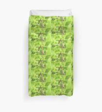 Widow Skimmer Dragonfly - Libellula luctuosa Duvet Cover