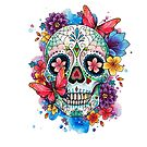 Dia de los Muertos by lornalaine