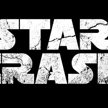 Star Crash - Distressed Look by bestofbad