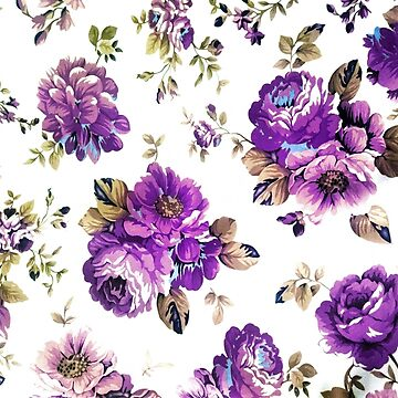 Vintage Blumen von phantastique