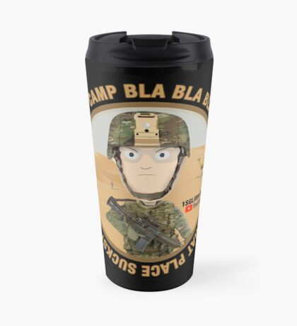 I served and you can have it! Travel Mug