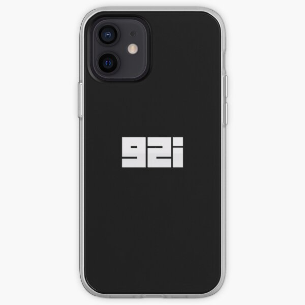 92i - BOOBA Coque souple iPhone