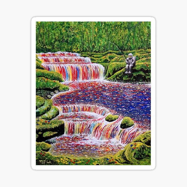 Fishing Trip Sticker