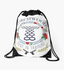 Torchwood - Agent in Training (Colour Version) Drawstring Bag