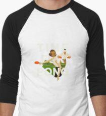 Time for Pong Men's Baseball ¾ T-Shirt