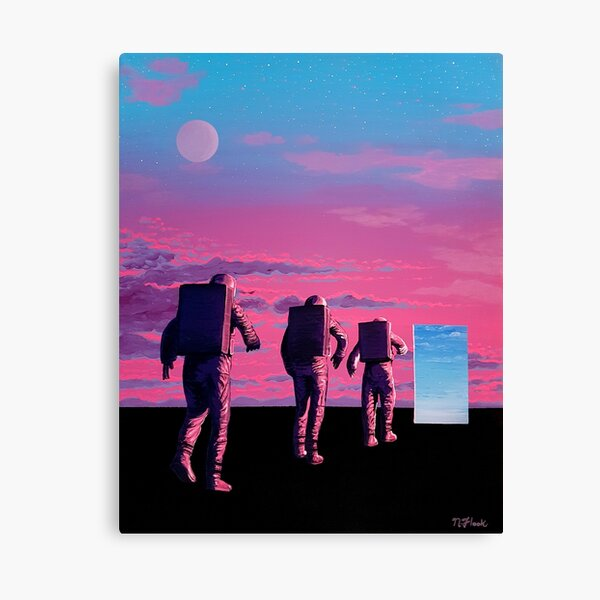 Next Level Canvas Print