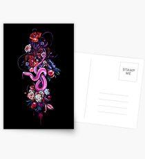 Eve_fiction Postkarten