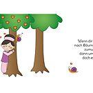 Kiara - Bäume umarmen von WACHtraum