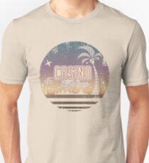 Sonic 2 - Casino Night Zone (Distressed) Unisex T-Shirt