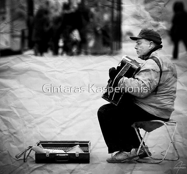accordion by Gintaras Kasperionis