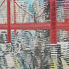 Red Bridge by Dan  McNay