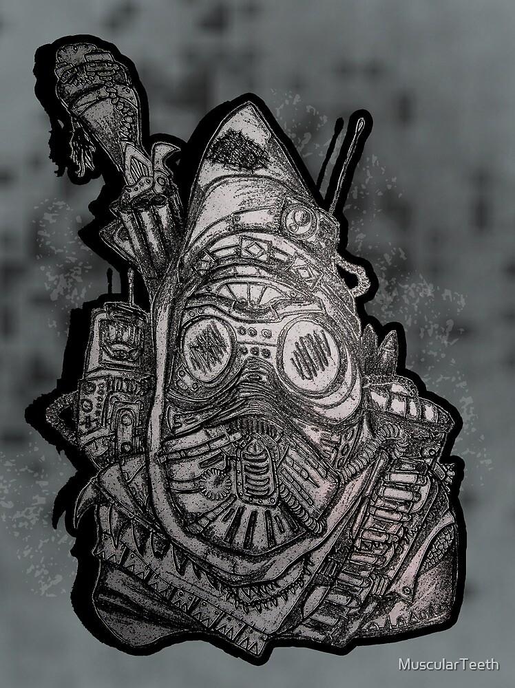Bandit Raider by MuscularTeeth