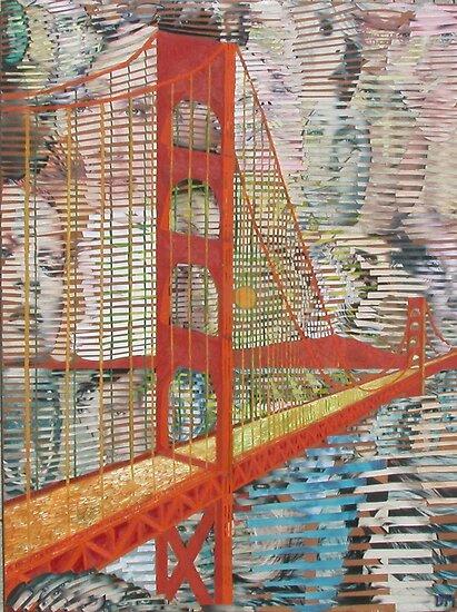 Golden Gate Bridge by Dan  McNay