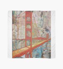 Golden Gate Bridge Scarf
