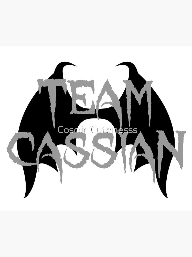 Team Cassian (weiß) von DeanGirlPrints