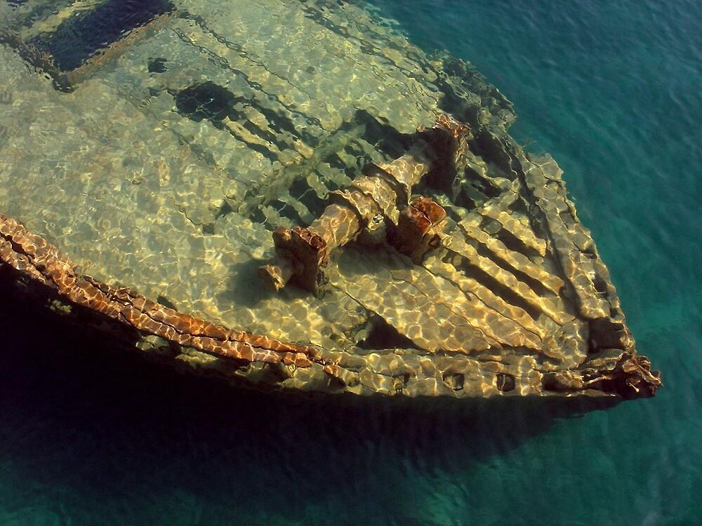 Shipwreck by cheeling70