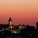 """Nuremberg Castle """"Kaiserburg"""" by Norbert Probst"""
