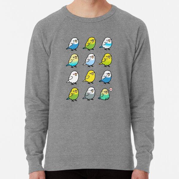 Chubby Budgies Lightweight Sweatshirt