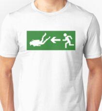 Tauchen  Unisex T-Shirt