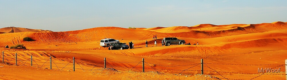 4WD experience by MrWoof