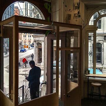 Cafe Windows by bareri